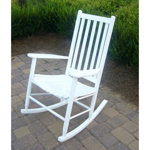 Dixie Seating Company Hickory Rocking Chair