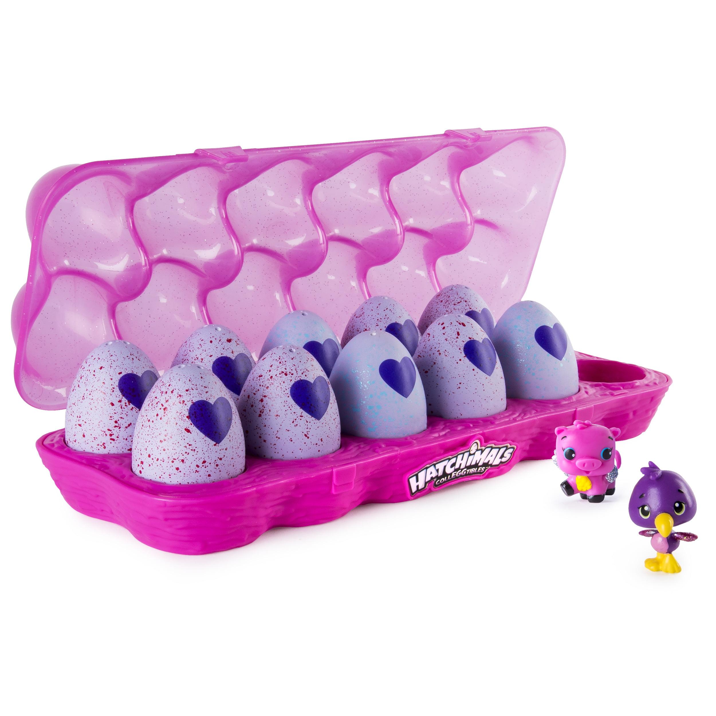 Hatchimals, CollEGGtibles 12 Pack Egg Carton Season 1