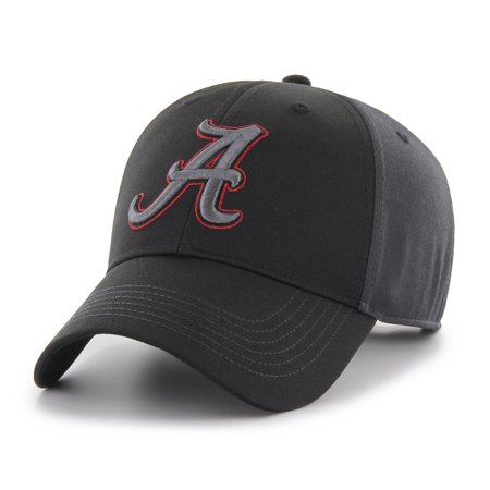 Fan Favorite - NCAA Blackball Hat, Alabama Crimson Tide](Alabama Crimson)