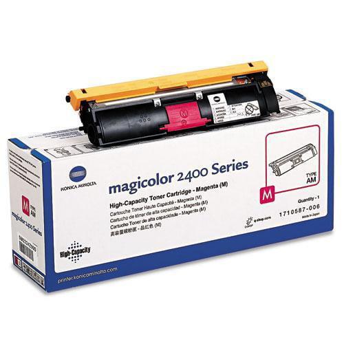 Konica Minolta 1710587001 - 1710587007 Toner Cartridge