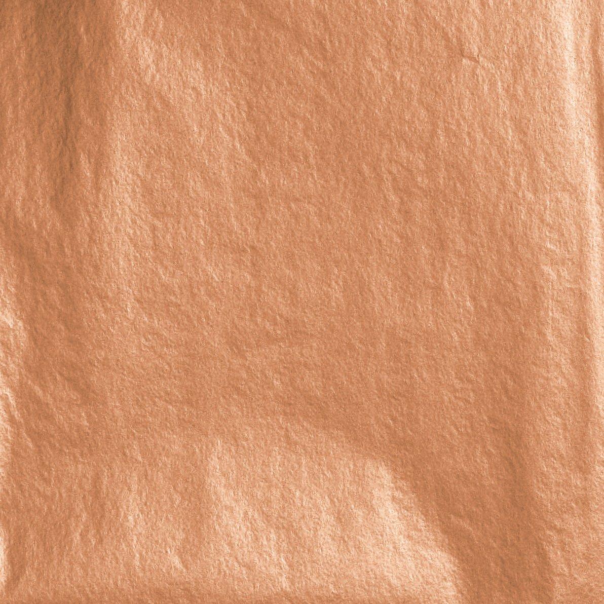 "Jillson & Roberts Bulk Gift Wrap, Matte Solid Copper, 1/2 Ream 417' x 24"""