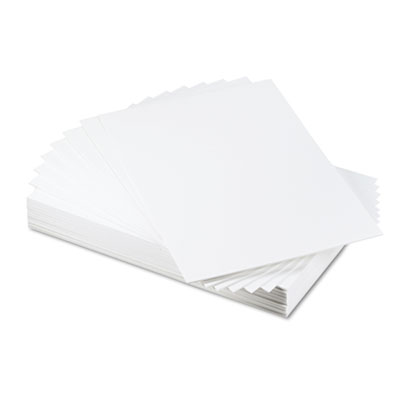 CFC-Free Polystyrene Foam Board, 20 x 30, White Surface and Core, 25 Carton, Sold as 1 Carton, 25 Each per... by