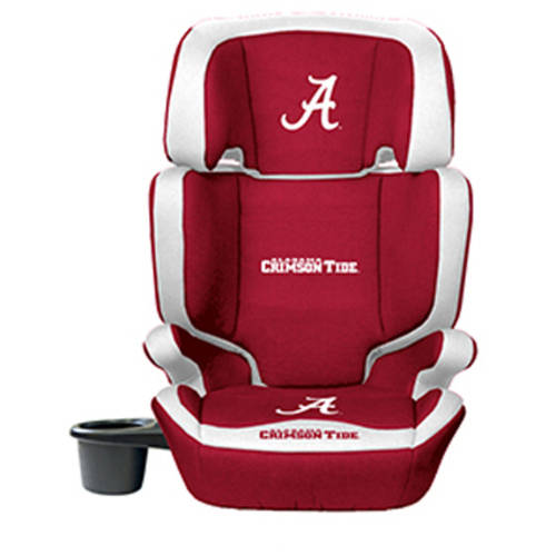 NCAA Collegiate Licensed 2-in-1 High Back Booster Car Seat Collection