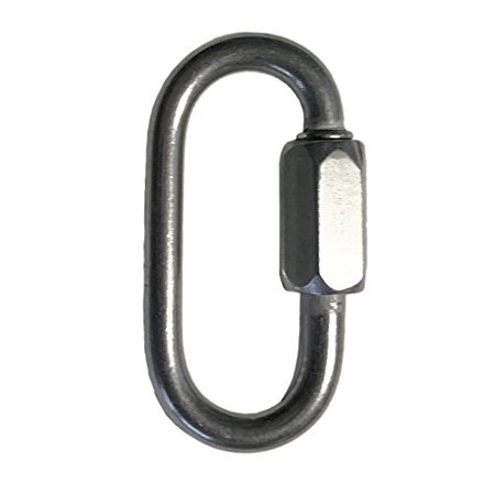 - Stainless Steel 316 Quick Link 1/8