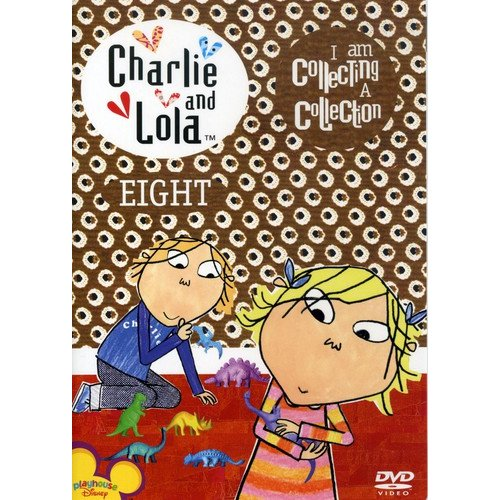 Charlie & Lola, Vol.8: I Am Collecting A Collection