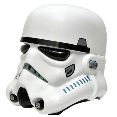 Stormtrooper Deluxe Helmet Adult Halloween - Diy Stormtrooper Helmet