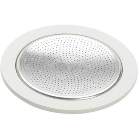 Stovetop Espresso Maker Gasket - Bialetti Replacement Gaskets and Filter For 9 Cup Stovetop Espresso Coffee Makers