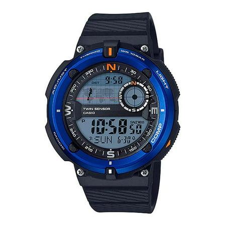 Men's Twin Sensor Quartz Resin Casual Watch (Best Mens Casual Watches)