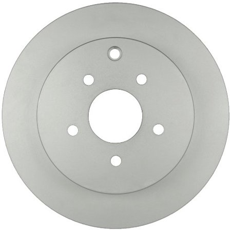 Bosch 40011040 QuietCast Premium Disc Brake Rotor, Rear