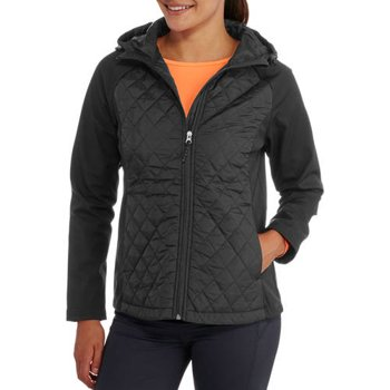 Free Tech Womens Sleek Quilted Jacket
