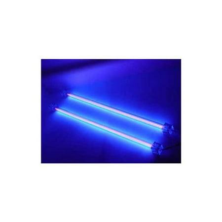 Dual 12' Cold Cathode Light - CLK12UV 12 inch Dual UV Cold Cathode Light Kit, LOGISYS CLK12UV 12 inch Dual UV Cold Cathode Light Kit By Logisys