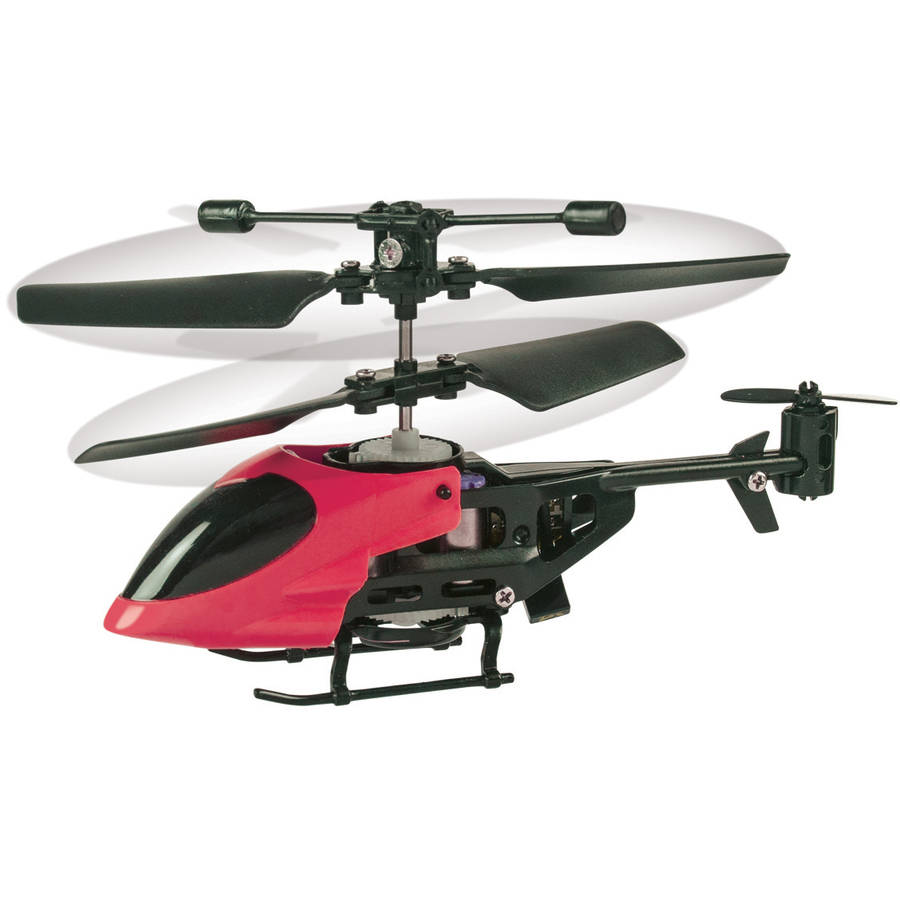 World's Smallest RC Helicopter, Red