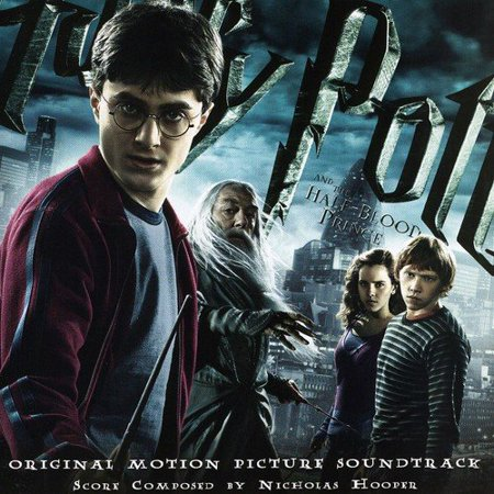 Harry Potter And The Half Blood Prince Score