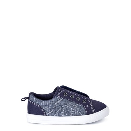 Wonder Nation Toddler Boys Casual Sneakers, Sizes 7-12