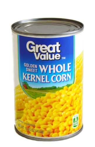 Great Value Golden Sweet Whole Kernel Corn, 15.25 Oz by Wal-Mart Stores, Inc.
