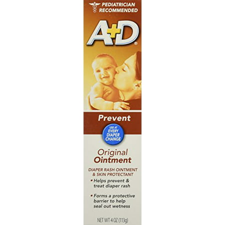 A&D Ointment, 4-Ounce (Pack of 4) A&D Ointment, 4-Ounce (Pack of 4)