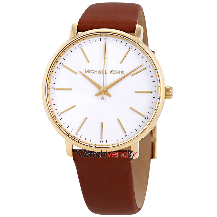 Michael Kors Pyper Crystal White Sunray Dial Ladies Watch MK2740 - image 3 of 3