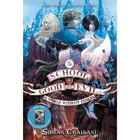The School for Good and Evil #2: A World Without Princes (Paperback)