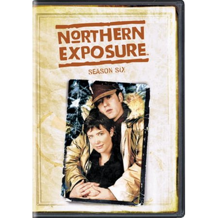 Northern Exposure Window - Northern Exposure: The Complete Sixth Season (DVD)