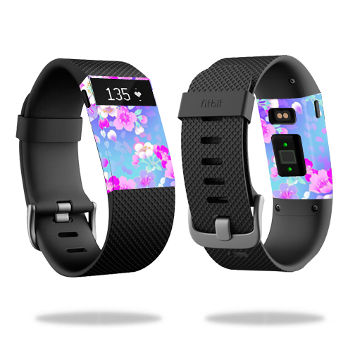 Skin Decal Wrap for Fitbit Charge HR cover skins sticker watch In