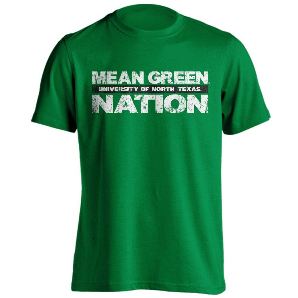 North Texas Mean Green Nation Short Sleeve T-Shirt