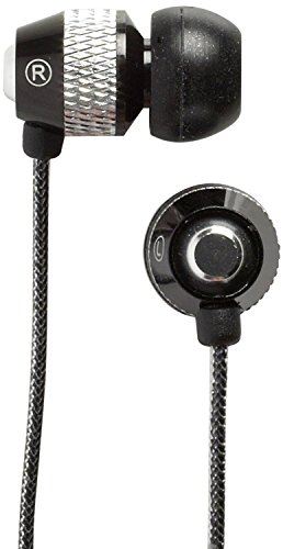 Acoustic Research HP1030 Performance Series Noise Isolating Earbuds with Mic by Acoustic Research