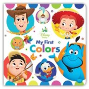 Disney Baby My 1st Colors (Board Book)