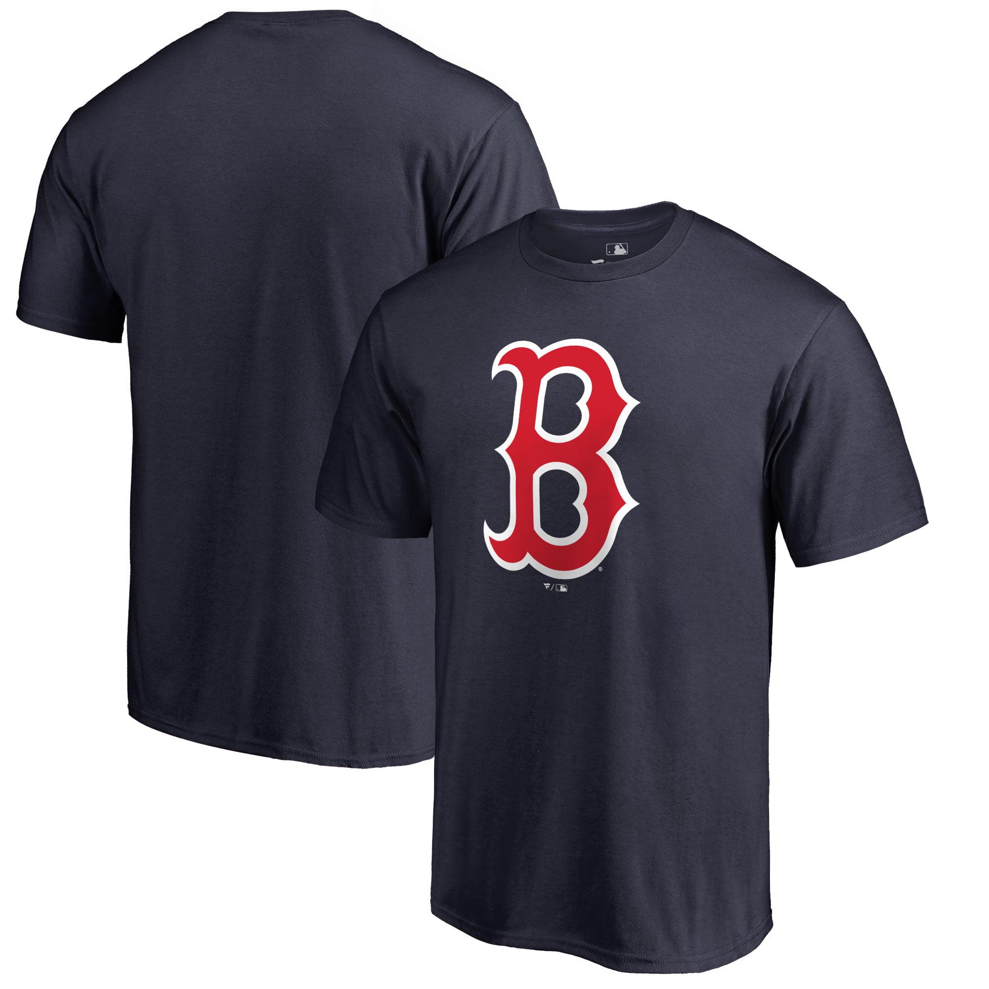 Boston Red Sox Big & Tall Primary Team Logo T-Shirt - Navy