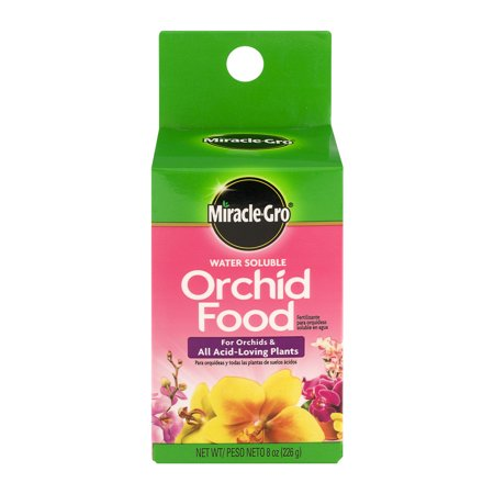 Miracle-Gro Orchid Food Water Soluble, 8.0 OZ