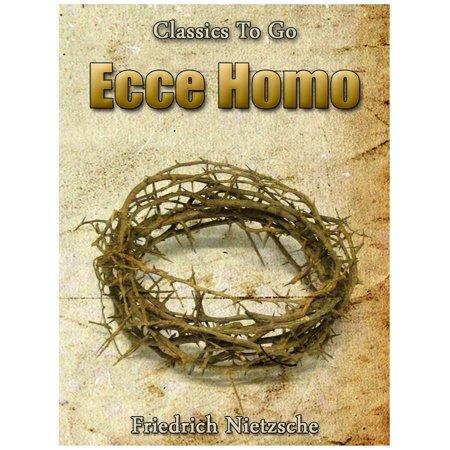 Ecce homo - eBook