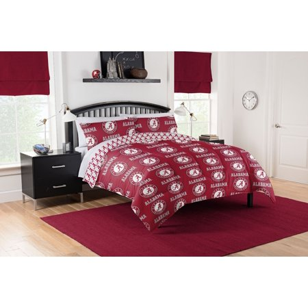 NCAA Alabama Crimson Tide Bed in a Bag, 1 Each](Alabama Crimson)