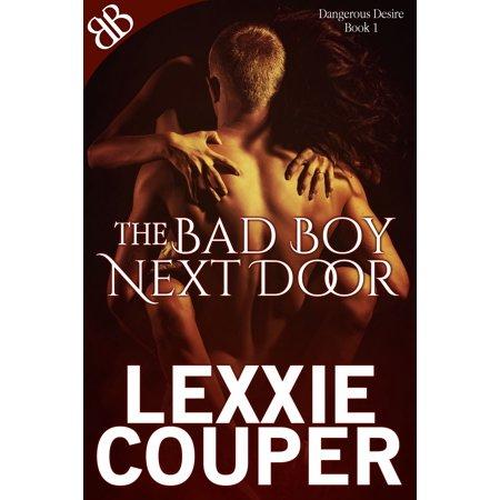 The Bad Boy Next Door - eBook