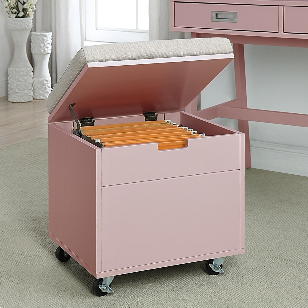 Legacy Home LTD Sadie Small Office File Bench