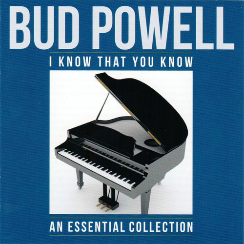 Bud Powell I Know That You Know on Stage [CD] by
