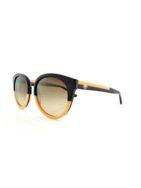 a54e53711b Product Image TORY BURCH Sunglasses TY7062 PANAMA 123613 Black Cream 53MM