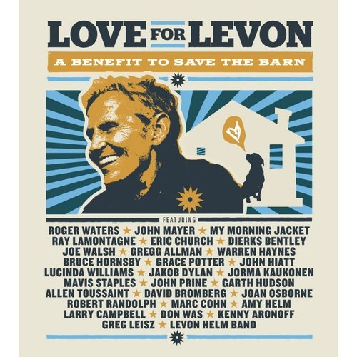 Love For Levon: A Benefit To Save The Barn (2 Music DVD)