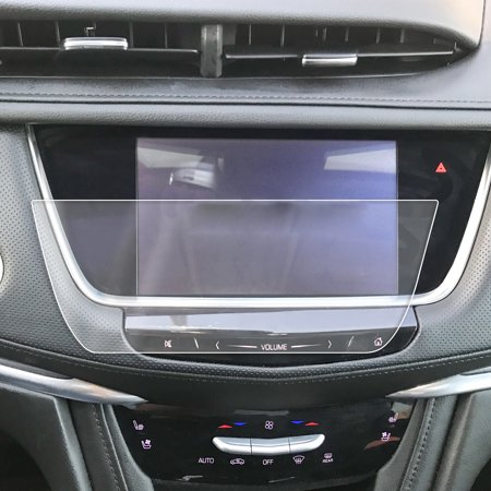 Red Hound Auto Screen Saver 1pc Compatible with 2017-2019 Cadillac XT5 CUE Invisible High Clarity Touch Display Protector Minimizes Fingerprints 8 - Auto Open Torch