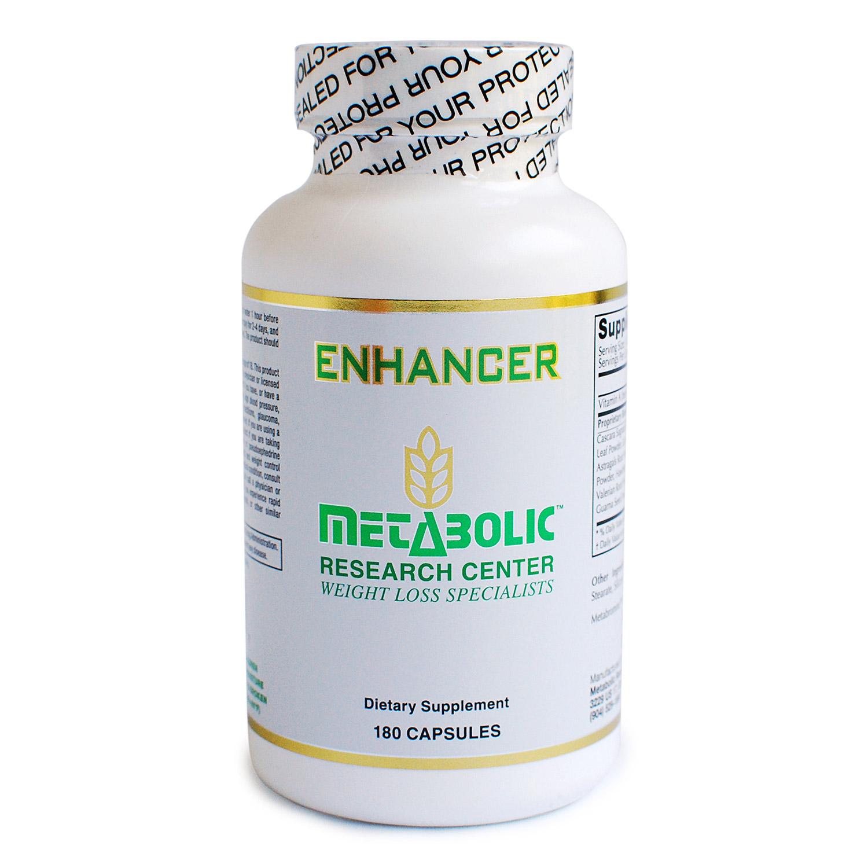 Metabolic Research Center Enhancer Weight Loss Dietary Supplement
