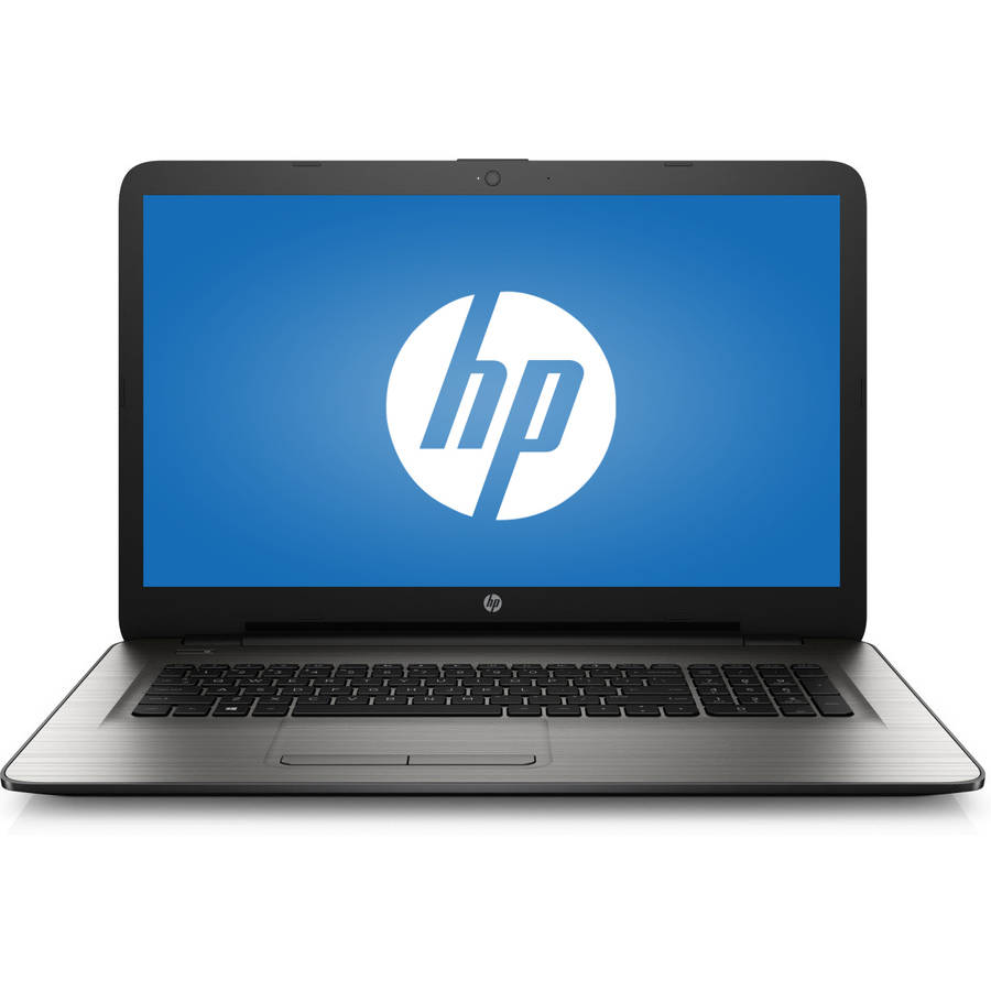 Refurbished HP 17 - x037cl 17.3 Laptop, Windows 10 Home, Intel Core i3 - 5005U Processor, 8GB RAM, 1TB Hard Drive