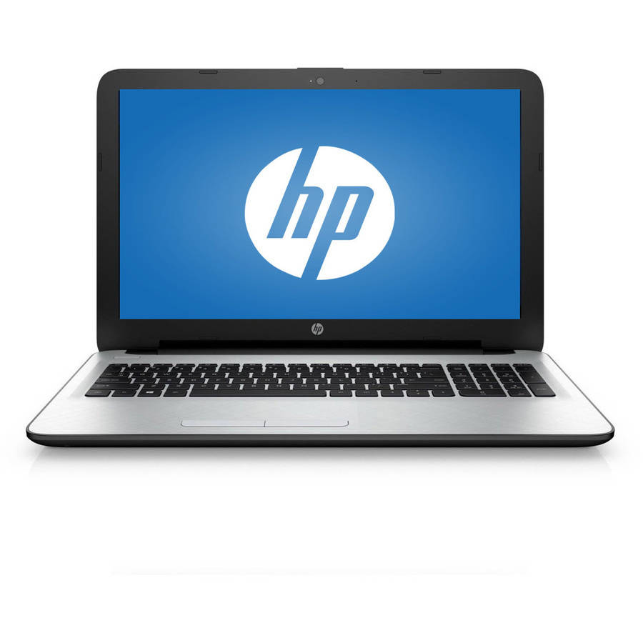 """Recertified HP White Silver 15.6"""" 15-Ac126Ds Laptop PC with Intel Pentium N3700 Processor, 4GB Memory, 1TB Hard Drive and Windows 10 Home"""