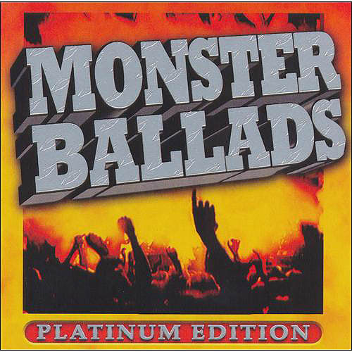 Monster Ballads - Monster Ballads [CD]