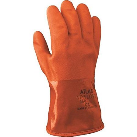 Showa Best Glove Large Pvc Winter Glove (Best Thin Winter Gloves)