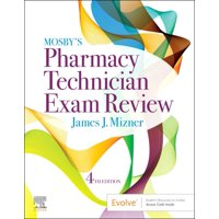 Mosby's Pharmacy Technician Exam Review (Paperback)
