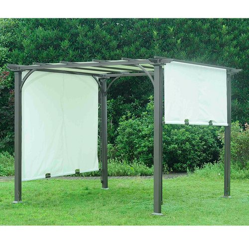 17*6.5 Feet Anti UV Protective Patio Pergola Canopy Replacement Cover Outdoor Garden Yard Sun Shelter Beach Tent by Sunjoy