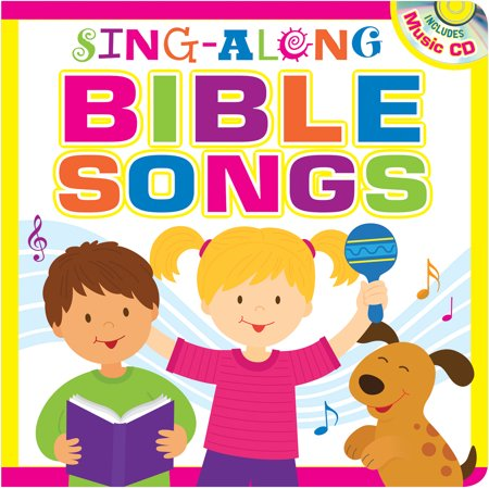 Sing Along Song Chords (Sing-Along Bible Songs Storybook for Kids)