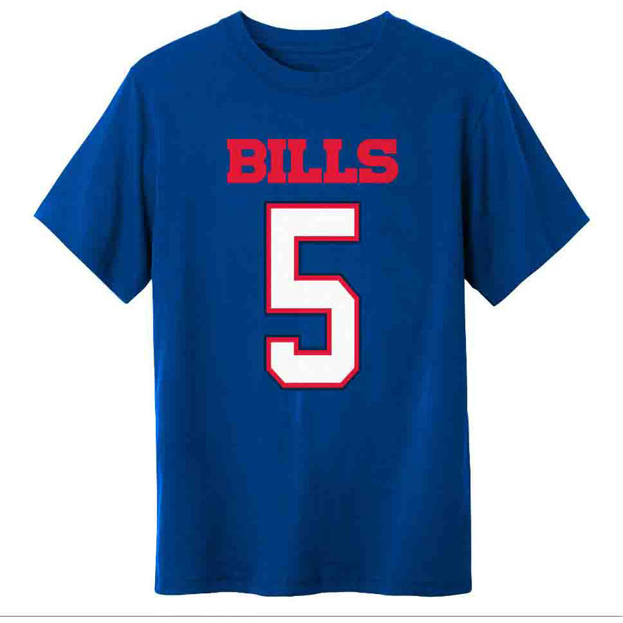 NFL Buffalo Bills Youth Tyrod Taylor Tee