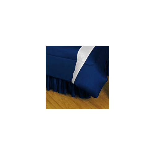 Sports Coverage Inc. NHL Toronto Maple Leafs Polyester Jersey Bed Skirt