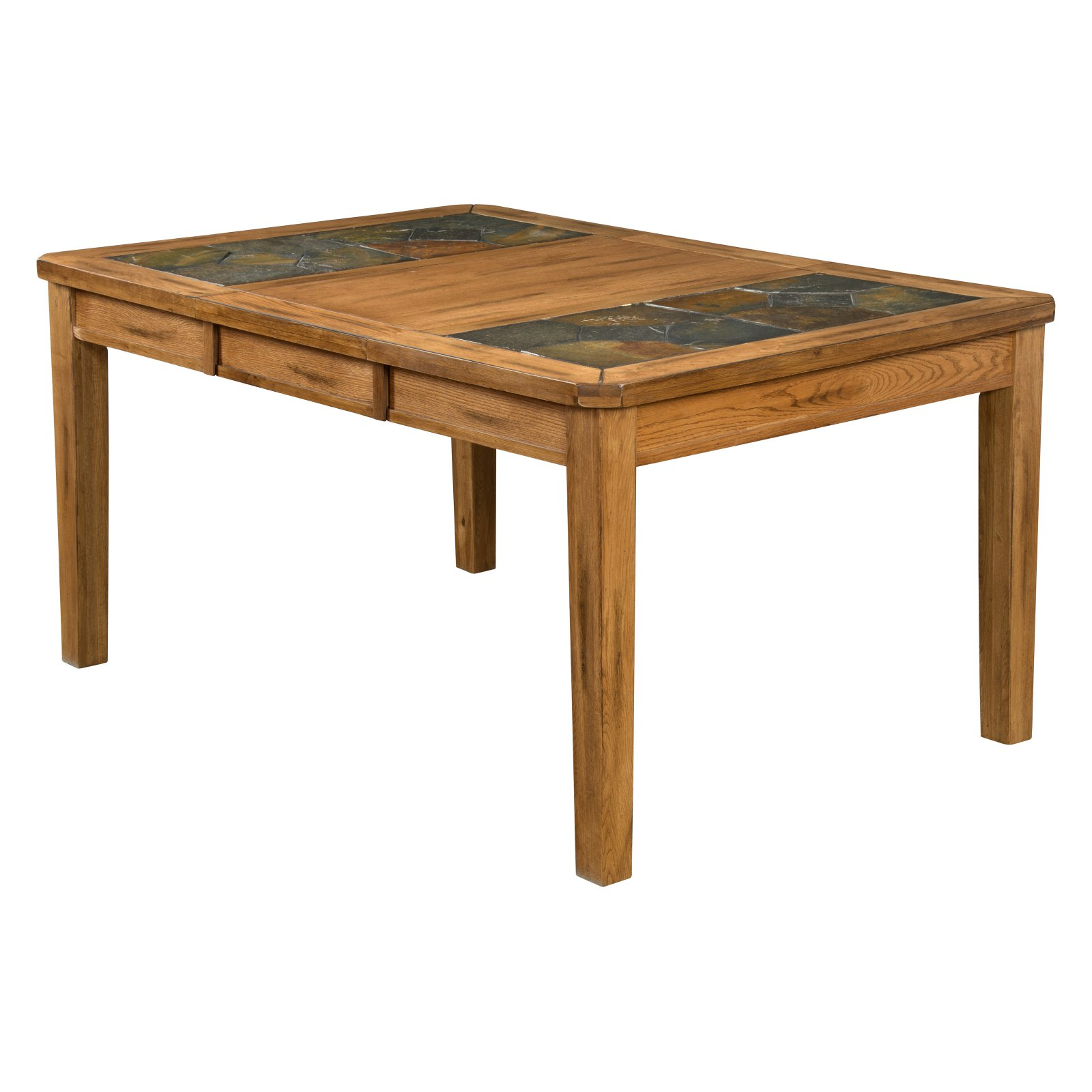 Sunny Designs Sedona Dining Table with Slate Top