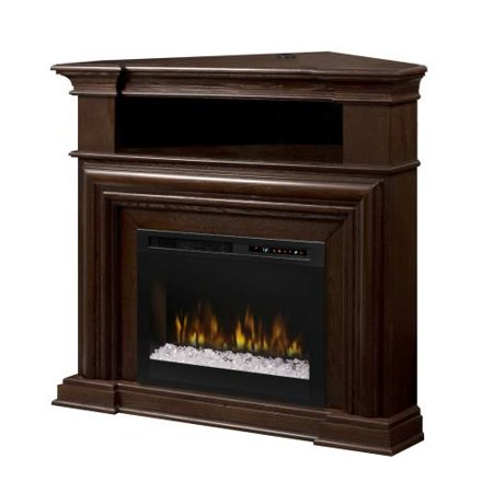Dimplex Montgomery Media Console Electric Fireplace With Acrylic Ember Bed for TVs up to 46