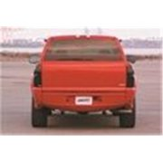 Xenon 4298 Chevrolet Silverado Fleetside & Crew Cab 1500 5 ft. 7 in. Bed Models 2003 - 2006 Rear Bumper Cover